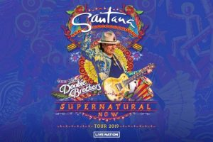 Santana : Supernatural Now Tour