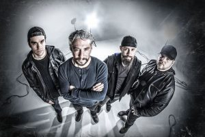"""MYNAS Release Official Music Video for """"Tearing Down The Clouds"""""""