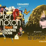 Peter Frampton Farewell Tour