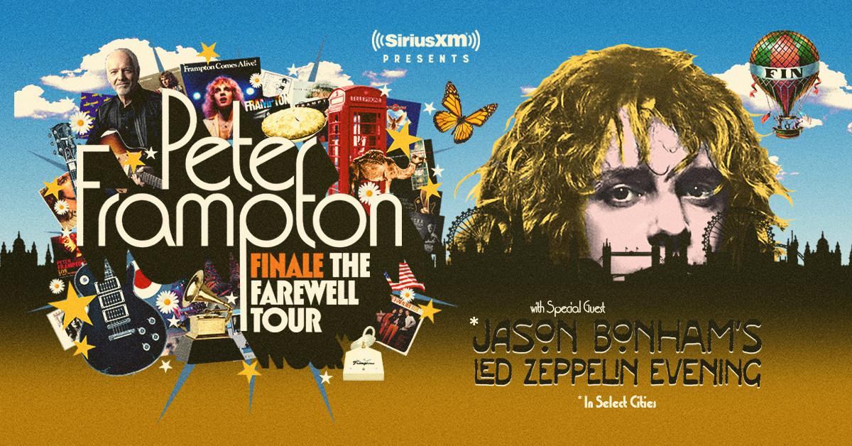 peter frampton farewell tour