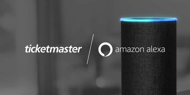 Buy Concert Tickets With Alexa