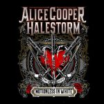 Alice Cooper and Halestorm Tour