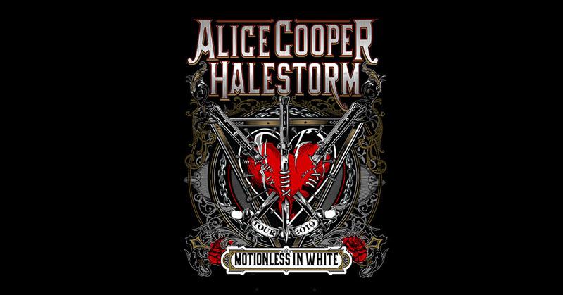 alice cooper halestorm tour