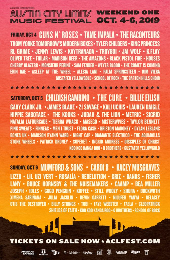 acl austin 2020 lineup