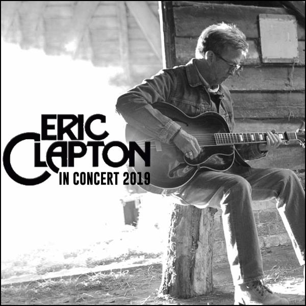 eric clapton 2019 tour