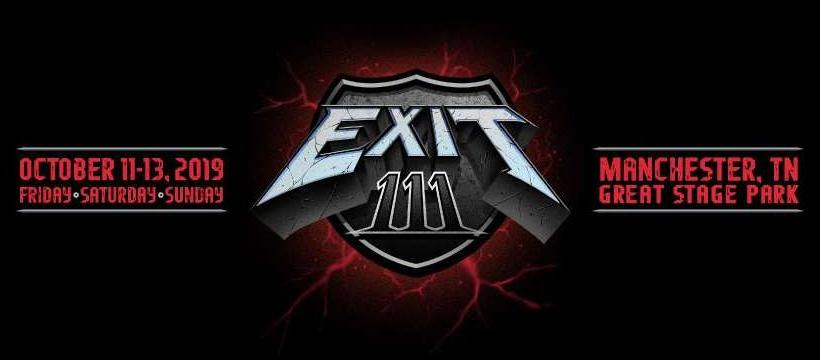Exit 111 Lineup