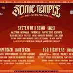 Sonic Temple Set Times
