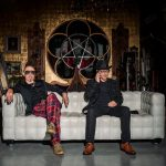 AM I DEAD YET?–MARY BYKER (POP WILL EAT ITSELF) and NOKO (APOLLO 440, MAGAZINE)–Release Debut, Self-Titled LP!