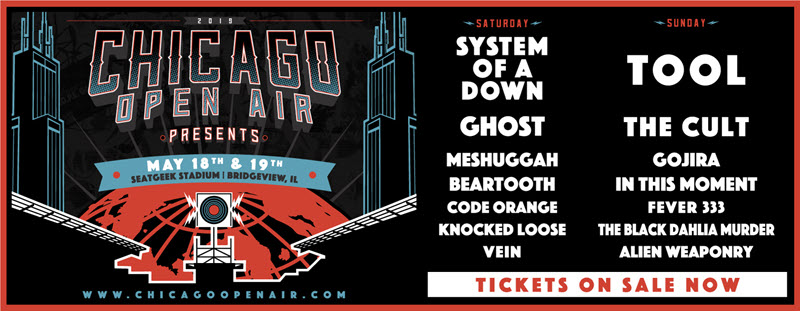 chicago open air lineup 2019