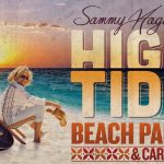 Sammy Hagar High Tide Beach Party