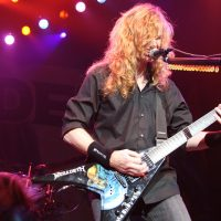 Dave Mustaine Throat Cancer