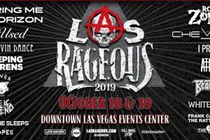 Las Rageous 2019 Lineup