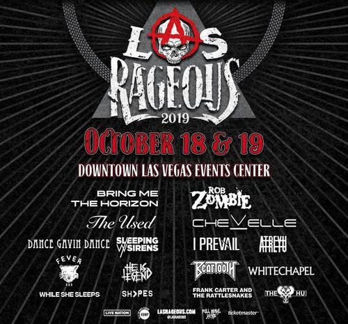 las rageous lineup 2019