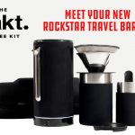 Meet Your New Rockstar Travel Barista : Pakt Coffee Kit