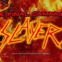 Slayer Farewell Tour : The Final Campaign