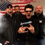 """AFTERMATH Release Lyric Video for """"Temptation Overthrown"""""""