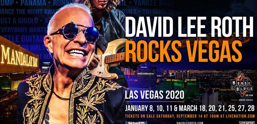 David Lee Roth Vegas Residency