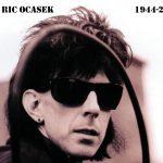 RIP Ric Ocasek 1944-2019