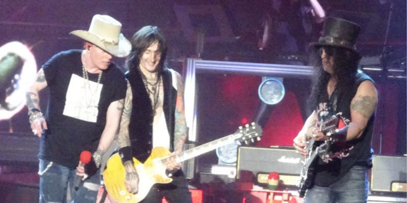 Guns N' Roses ACL Fest Photos