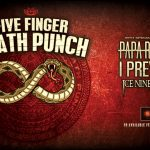 Five Finger Death Punch 2020 Tour