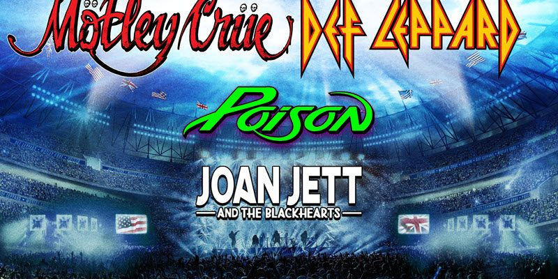 Def Leppard – Mötley Crüe Tour Adds New Dates