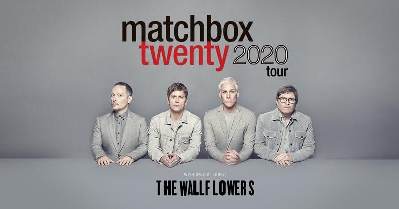 matchbox twenty 2020 tour