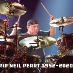 RIP Neil Peart 1952-2020