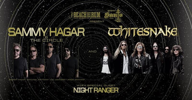 sammy hagar whitesnake tour