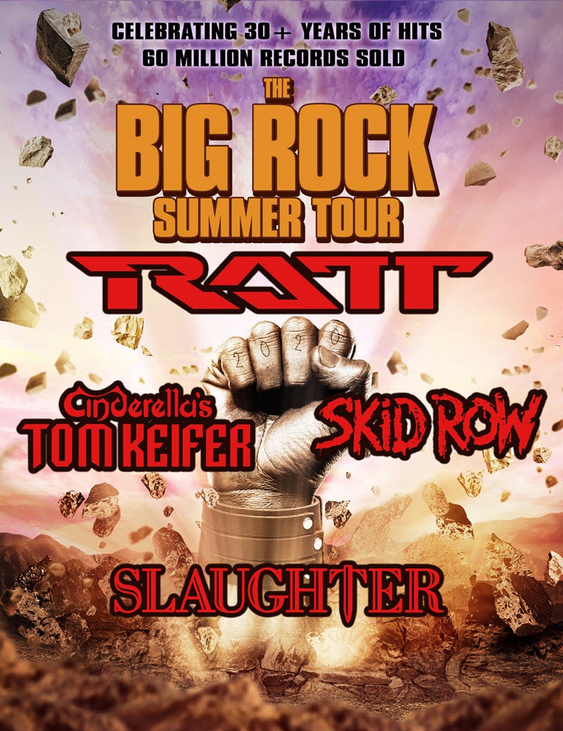 big rock summer tour lineup