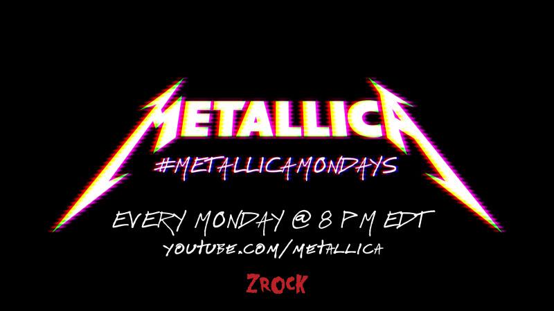 #Metallica Mondays