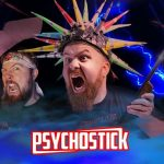 "Catch PSYCHOSTICK Live with ""CABIN FEVER CONCERTS"" Every Thursday at 5:00 pm EST!"