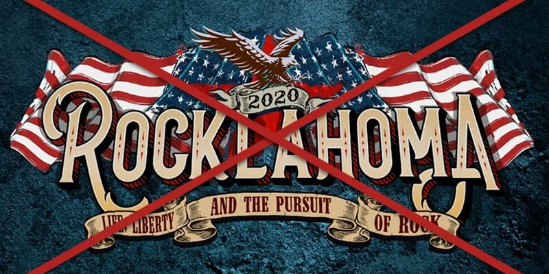 Rocklahoma Cancelled