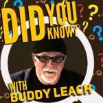 Buddy Leach