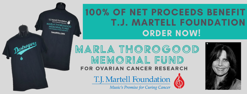 Marla Thorogood Memorial Fund