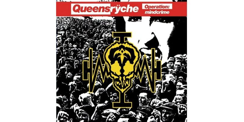 #TBT : Queensryche : Operation : Mindcrime