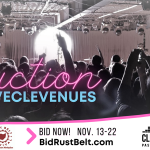 Online Auction To Benefit Cleveland Music Venues