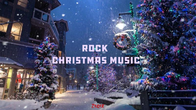 Rock Christmas Music