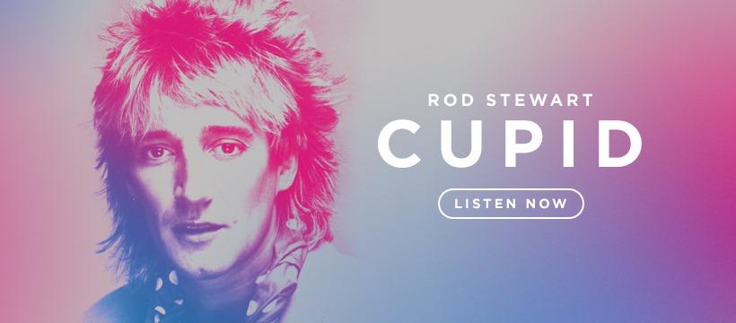 Rod Stewart Cupid