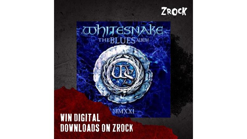Win Whitesnake The Blues Album
